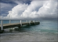 Scenic;Clouds;Water;Tropical;Beach;Providenciales