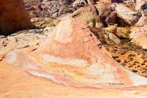 Desert;Desert-Scenic;Erosion;Nevada;Sand;Sandstone;Valley-of-Fire-State-Park;col