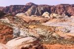 Desert;Erosion;Nevada;Sand;Sand-Dunes;Sandstone;Scenic;Valley-of-Fire-State-Park